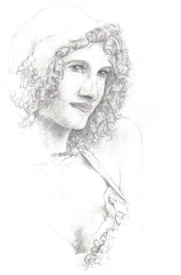 Pencil Sketch circa 1994