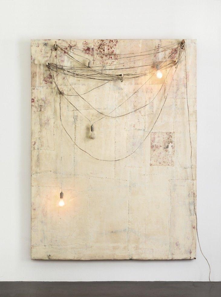 Lawrence Carroll – Works | Buchmann Galerie
