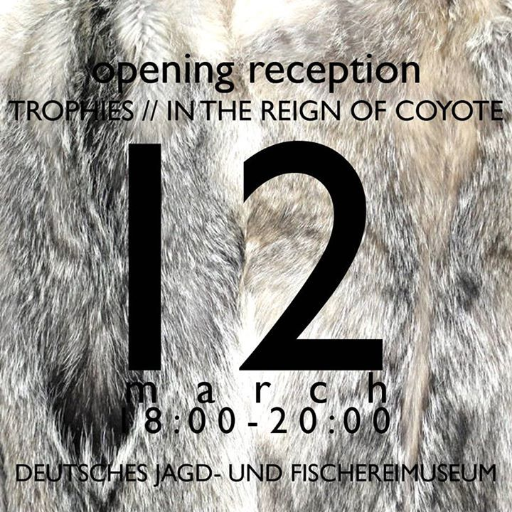 TROPHIES // IN THE REIGN OF COYOTE