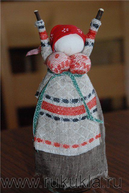 Blagodat' doll