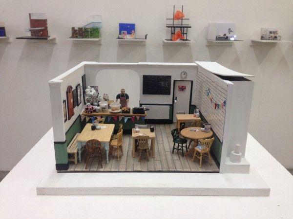 126 best Model making images on Pinterest Dollhouses Model
