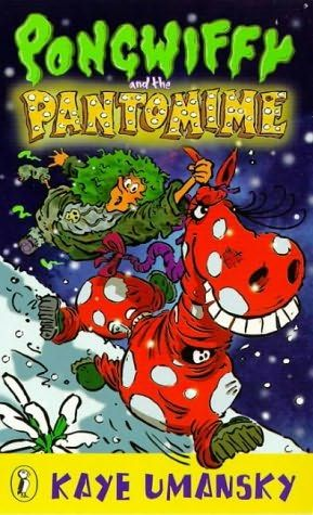 Pongwiffy and the Pantomime - I love this book SO much :)