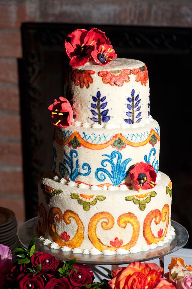 fiesta themed wedding cake 25 best images about mexican on bean 14226
