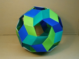 KATAKOTO modular origami instructions