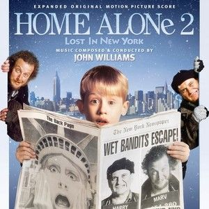 """Home Alone 2: Lost In New York""  Music By John Williams"