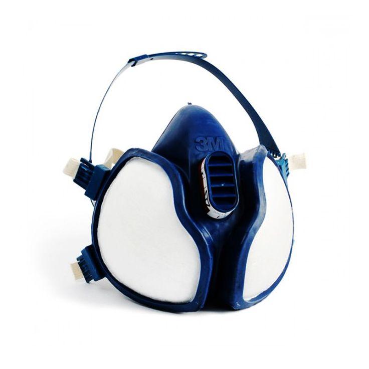 3M™ Maintenance Free Half Mask Respirator, FFA1P2R D Filters, 4251 - 10 each/case.  - Perlindungan yang efektif dan nyaman terhadap uap organik dan bahaya partikular - FFA1P2R D melindungi terhadap uap organik, sampai 10 x - Desainnya ringan dan seimbang - Bahan lembut dan tidak menimbulkan alergi - Harga per 10 each/case.  http://tigaem.com/eceran-per-satuan/2025-3m-maintenance-free-half-mask-respirator-ffa1p2r-d-filters-4251-10-eachcase.html  #respirator #3M