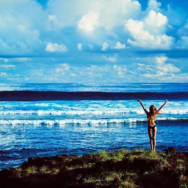 Freedom to Search #MyBikini #RipCurl Photo: @davidmandelbergstudio