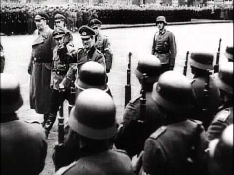Captured German War Films (1945) - YouTube