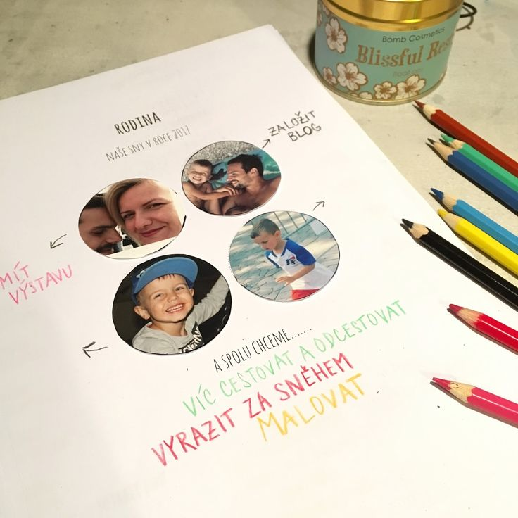 Rodinný plánovací kalendář
