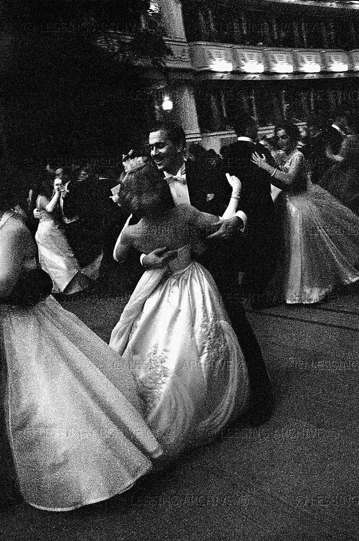 Vienna Opera ball, Erich Lessing 1950s