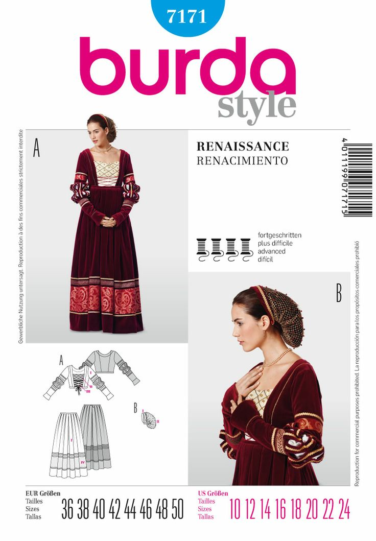 22 best Accessory patterns images on Pinterest | Costume patterns ...
