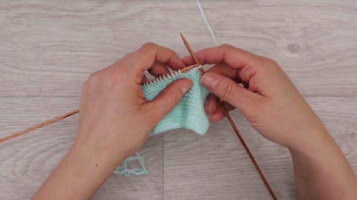 """Phildar """"Au Tricot - DIY"""" : Tricoter des chaussons pour bébé"""