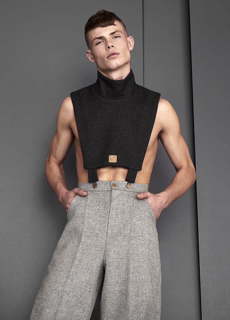 Simon Blom ph Niklas Hojlund for HENRIKSILVIUS F/W15