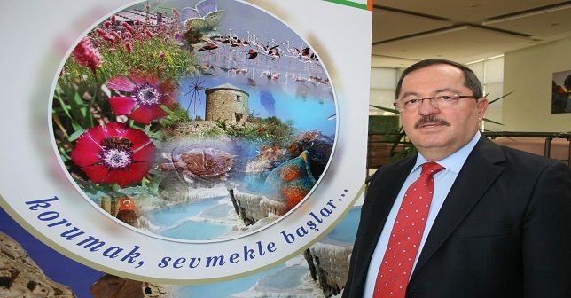 """Natural protected areas to evaluate again!  General Manager of Heritage Preservation of Ministry of Environment and Urban Planning Osman İyimaya said, """"We are going to evaluate natural protected areas and their categories""""   http://www.portturkey.com/real-estate/5931-natural-protected-areas-to-evaluate-again"""