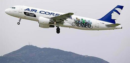 Dole-Jura : Air Corsica le mercredi sur Bastia - Corse Net Infos - Corse Net Infos