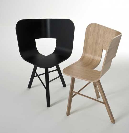 Cadeira Tria Por Catharina Lorenz E Steffen Kaz Para Colé