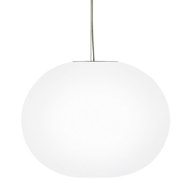 Discover the Flos Glo-Ball Ceiling Light - White - S2 at Amara