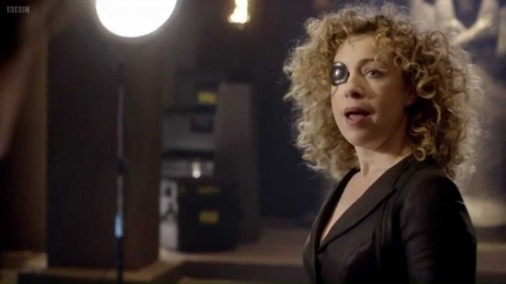 Doctor Who - The Wedding of River Song - More like the story of River Song