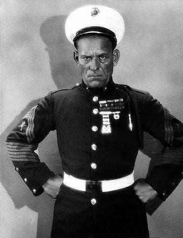 Image result for lon chaney tell it to the marines