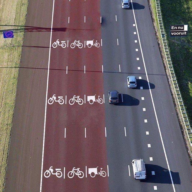 Bike lanes in Australia- WOW!