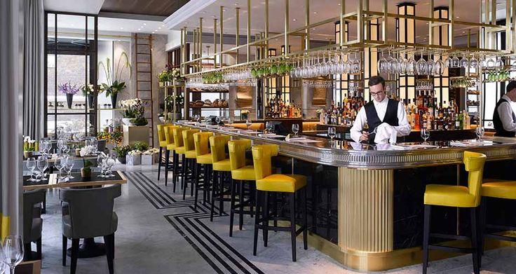 1000 images about id restaurant design on pinterest. Black Bedroom Furniture Sets. Home Design Ideas