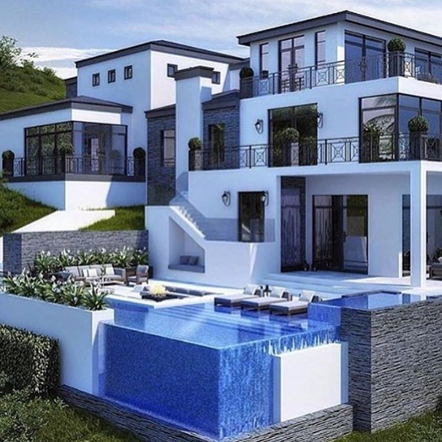 Beautiful Modern Mansions 1758 best poor people images on pinterest   mansions, fields and