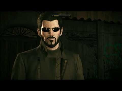 Deus Ex Mankind Divided Ep. 17: Fade To Black