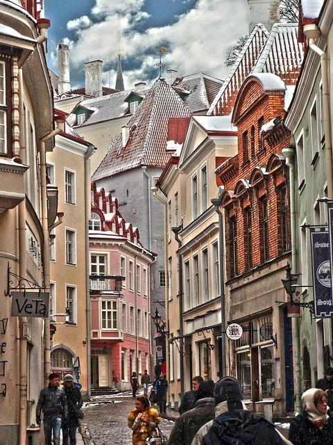 Pikk Street