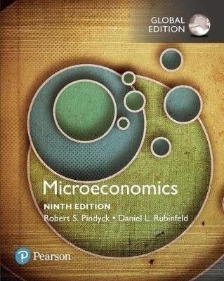 Microeconomics / Pindyck, Robert S. & Rubinfeld, Daniel L. 9th ed.
