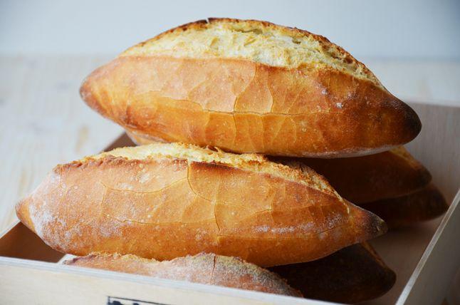 Kublanka vaří doma - Bánh mi bagety