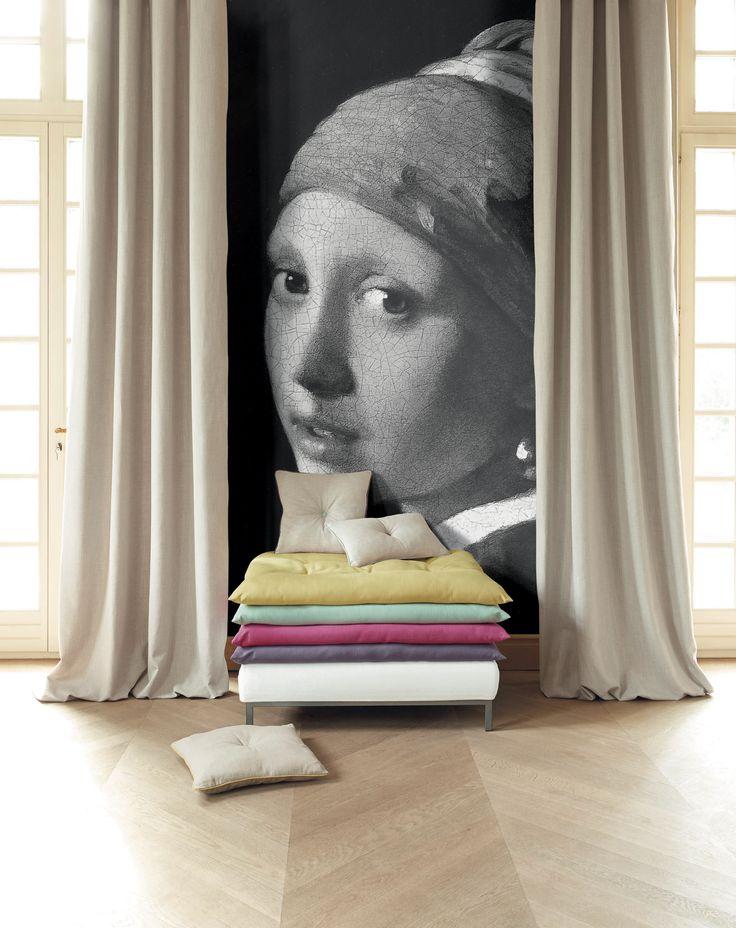 Newton Collection by Casadeco. #casadeco #fabric #newton #interiordesign