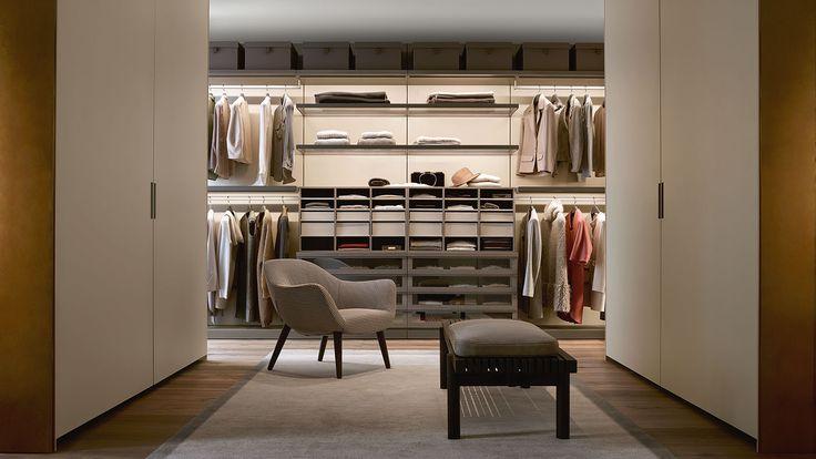 Eleganz im Kleiderschrank | Poliform