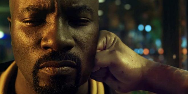 Watch: Netflix's New 'Luke Cage' Clip Gets Down & Dirty - www.MovieSpoon.com