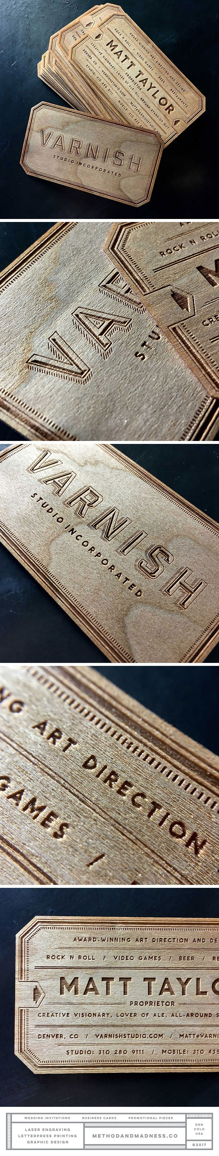 52 best Business Cards images on Pinterest