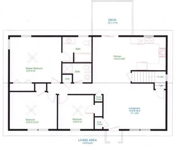 59 best 30x48 30x50 floor plans images on pinterest for 30x50 floor plans