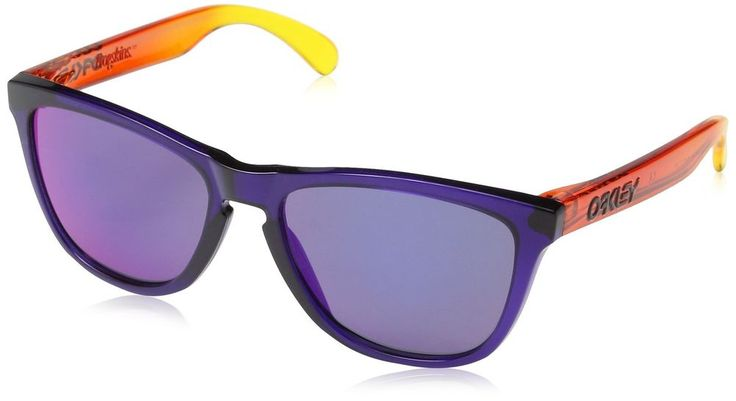 Oakley Frogskins Sunglasses Purple #doesnotapply