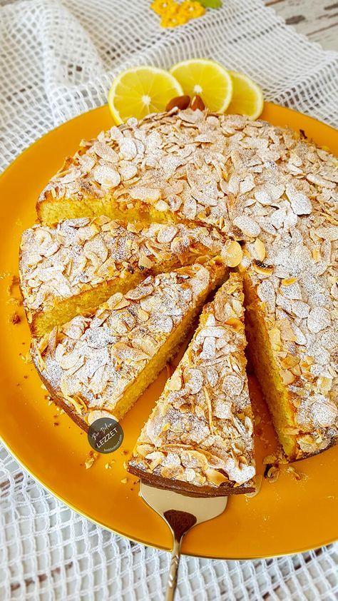 Beyaz Çikolatalı Meyve Parçacıklı Kek