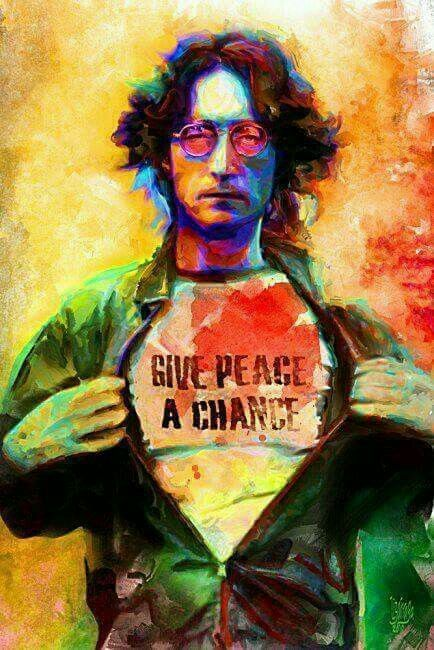 Give Peace A Chance ✌❤