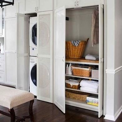 Most homeowners dread doing the laundry, but in these stylish, comfortable, and…