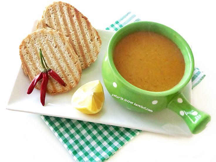 havalar soğumaya başlayınca çorba sezonu da açılmış oldu bizim evde...ilk çorba tarifimiz hem çok sağlıklı hemde müthiş lezzetli bakliy...