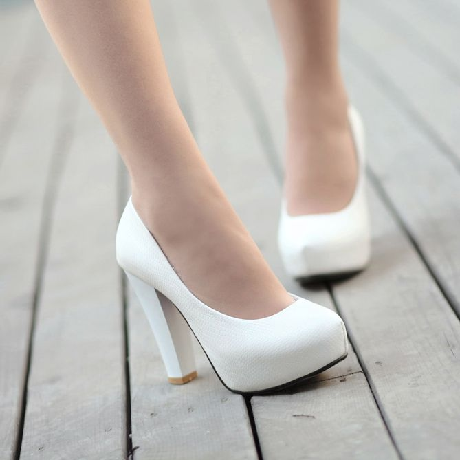 1000  images about Short bride shoes on Pinterest | Purple wedges ...