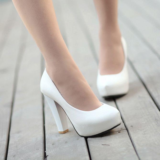 17 Best images about Short bride shoes on Pinterest | Platform ...