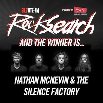 Nathan McNevin and the Silence Factory - Shows