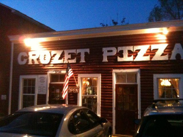 Restaurant: Crozet Pizza | Mas to Millers | Charlottesville ...