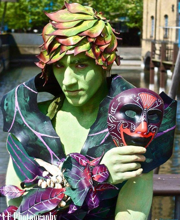 awesome sylvari cosplay