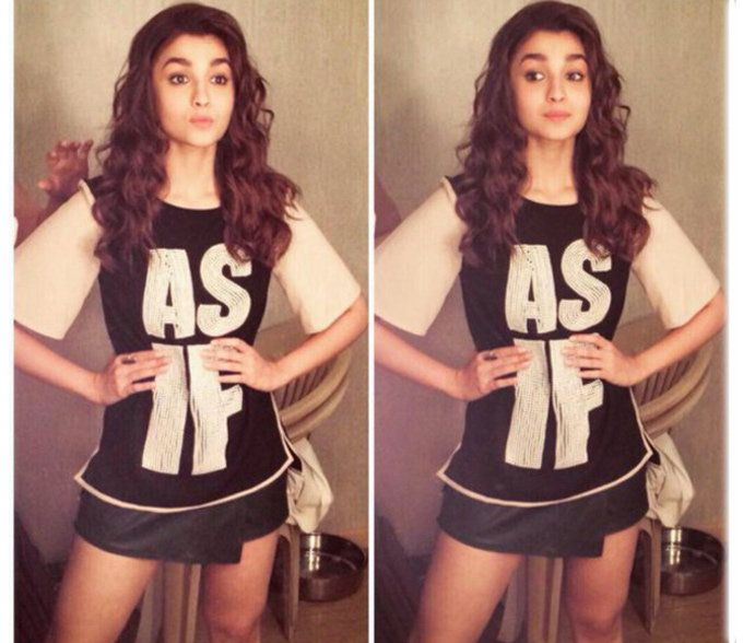 All The T-shirts Alia Bhatt Wants You To Have In Your Closet!