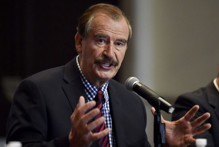 Vicente Fox and Felipe Calderón 2 Ex-Presidents of Mexico Say No Way Country Is Paying for Donald Trumps Wall