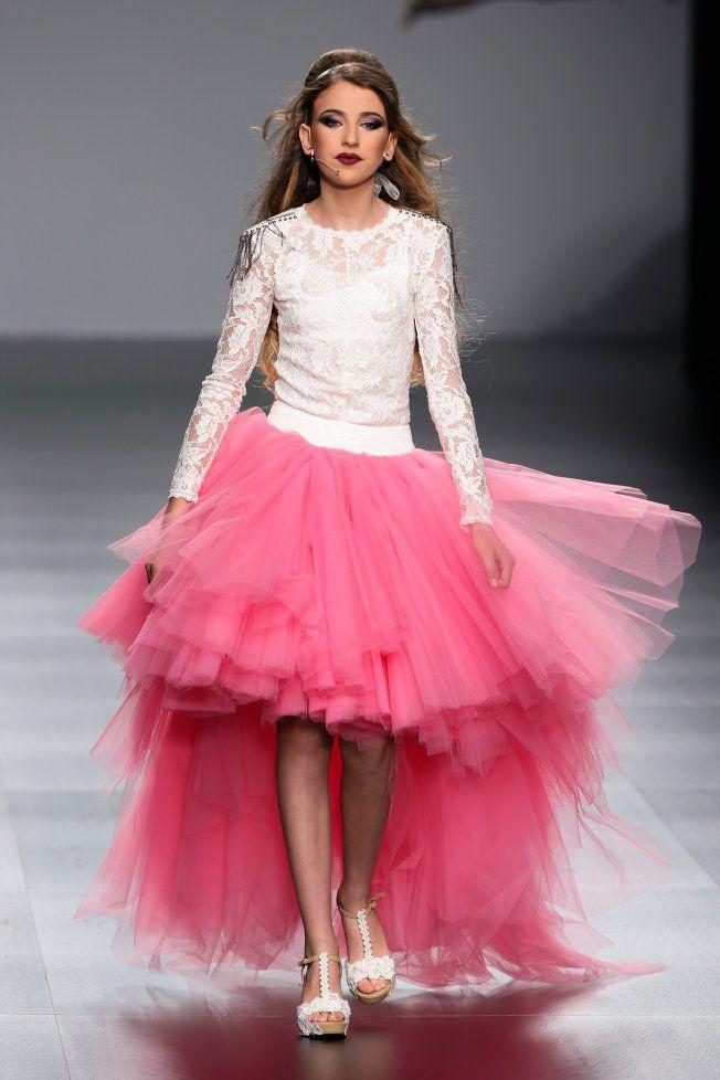 Robe de mariée Girly Jordi Dalmau