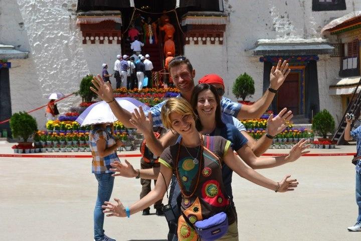Kali goddess in Tibet
