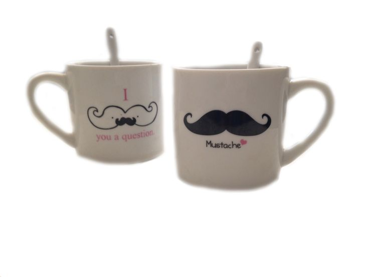 Set Tazón Moustaché  http://www.tuttematute.cl/set-tazon-moustache